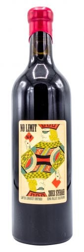 2013 No Limit Wines Syrah All In 750ml
